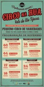 circo na rua - vale do rio tijucas_cartaz geral