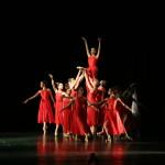 Ballet neoclássico Rouge, Master Ballet - Foto: Vanderléia Macalossi