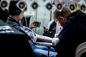 Art Day Tattoo Convention - Foto: Jéssica Baltezan