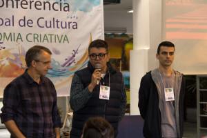 10ª Conferência Municipal de Cultura de Blumenau - Foto: Samuel de Oliveira
