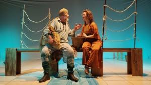 Espetáculo: Do Outro Lado da Ponte, do Detalhe de Teatro (Blumenau/SC) - Foto: Nane Pereira