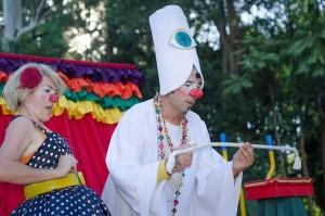 Espetáculo El Dueto, da Cia de La Curva - Foto: Acervo Cia de La Curva