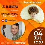 SC Criativa - Live - Jesus Luhcas e Pororoca (1)