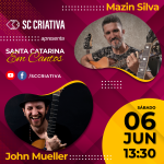 SC Criativa - Live SC Em Cantos - John Mueller e Mazin Silva (1)