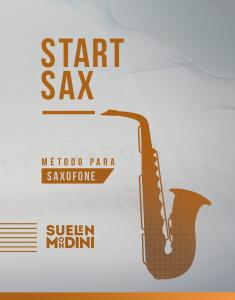 Capa Start Sax