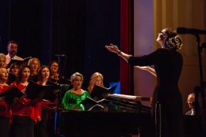 Camerata Vocale | Concerto em homenagem aos 80 anos do maestro Telmo Locatelli | Foto: Leo Laps)