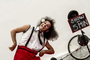 Show em Cinco Minutos, Dale Circo - Foto: Acervo/Divulgação