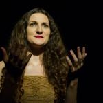 Josiane Geroldi (Cia Contacausos) - Foto: Angelica Luersen