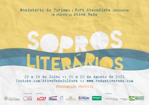 SOPROS LITERÁRIOS - Flyer Geral